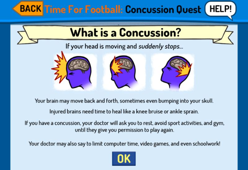 Being Proactive about Youth Sports Concussions